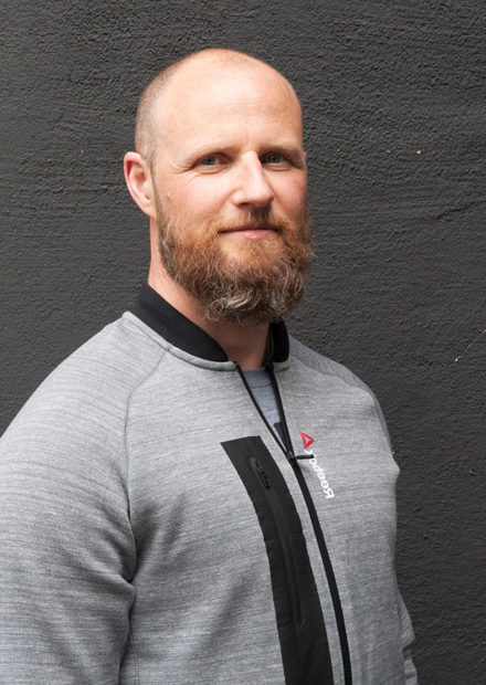 Erik Magnus Ekfjord - Crossfit Oslo
